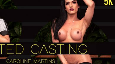 Heated casting